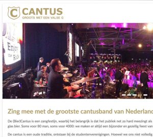 website cantusband